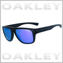 送関税込★OAKLEYオークリーBREADBOX VIOLET IRIDIUM OO9199-02