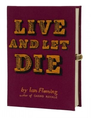 LIVE AND LET DIE, the Olympia Le Tan