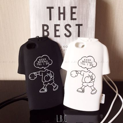 T shirt like cute silicone iPhone case