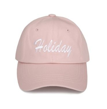 (ORDINARY PEOPLE正規品) HOLIDAY PINK CAP