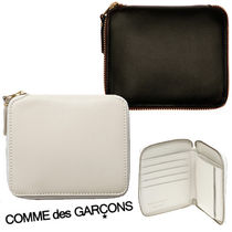 ● COMME des GARCONS ● 折りたたみZIP財布 SA2100 2色 即発