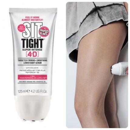 SOAP AND GLORY ボディケア 美脚☆SOAP AND GLORY☆Sit Tight 4D☆脚用引き締めジェル
