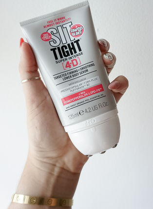 SOAP AND GLORY ボディケア 美脚☆SOAP AND GLORY☆Sit Tight 4D☆脚用引き締めジェル(5)