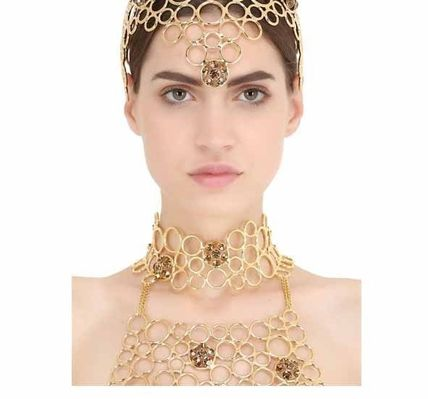 ELEONORA BODY HARNESS WITH CROWN