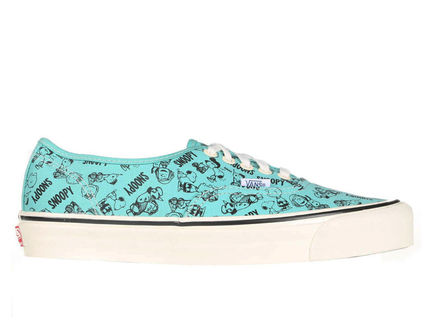 バンズ Vans OG Authentic Snoopy&the Gang Mint EMS対応