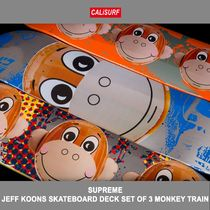 3枚セット!JEFF KOONS x SUPREME SKATEBOARD DECK