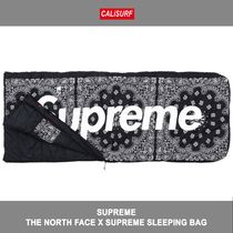 入手困難!THE NORTH FACE x SUPREME SLEEPING BAG BLACK