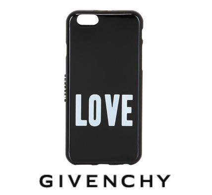 Givenchy☆iphone6 6sケース love