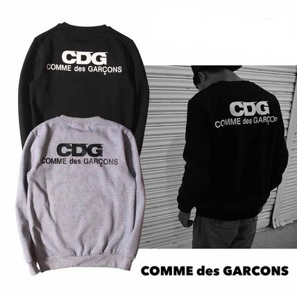 Immediate shipping available COMME des GARCONS CDG logo