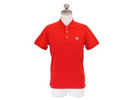 MONCLER ポロシャツ 83408 00 84556 413 RED 8340884556red