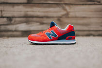 "★UNISEX★[New Balance]ML574UTB ""Red/Navy""【送料込】"