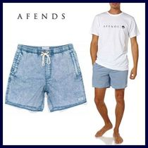 16SS★アフェンズ【AFENDS】Baywatchスイムショーツ