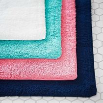【国内発送】PotteryBarn☆Essential Bath Mat☆バスマット