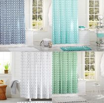 【国内発送】PotteryBarn☆Peyton Shower Curtain