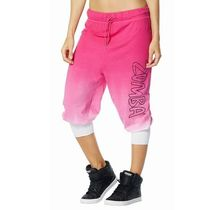 ☆ZUMBA・ズンバ☆Get Faded Baggy Capris FC