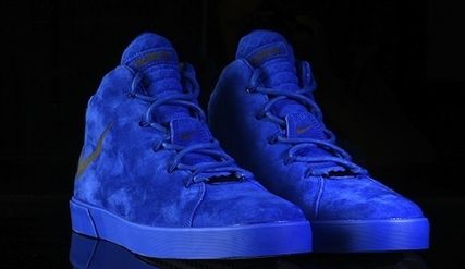 "Nike Lebron 12 Lifestyle ""Blue Suede""☆関税・送料込!"
