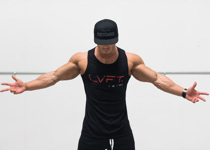 Live Fit(LVFT)☆Stealth Tank