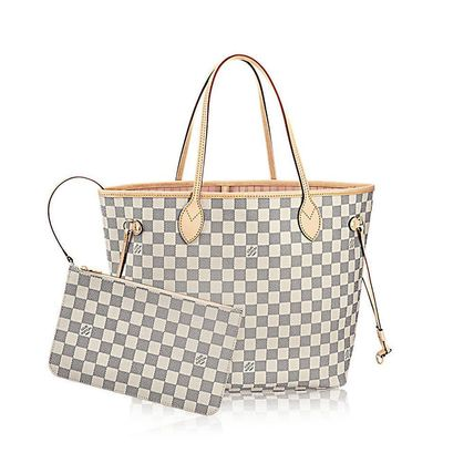 Louis Vuitton マザーズバッグ 完売必至!ルイヴィトン 7色 NEVERFULL MM トート☆関税込☆(9)