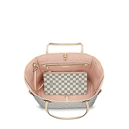 Louis Vuitton マザーズバッグ 完売必至!ルイヴィトン 7色 NEVERFULL MM トート☆関税込☆(10)