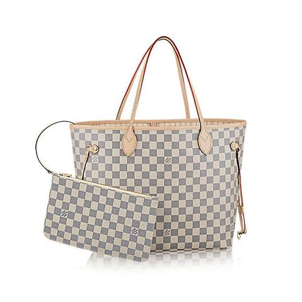 Louis Vuitton マザーズバッグ 完売必至!ルイヴィトン 7色 NEVERFULL MM トート☆関税込☆(11)