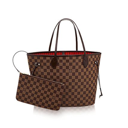 Louis Vuitton マザーズバッグ 完売必至!ルイヴィトン 7色 NEVERFULL MM トート☆関税込☆(15)
