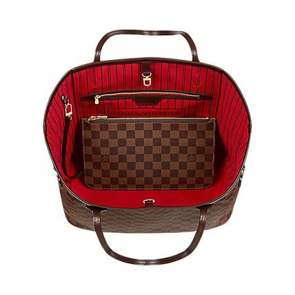 Louis Vuitton マザーズバッグ 完売必至!ルイヴィトン 7色 NEVERFULL MM トート☆関税込☆(16)