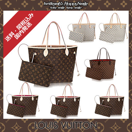 Louis Vuitton マザーズバッグ 完売必至!ルイヴィトン 7色 NEVERFULL MM トート☆関税込☆