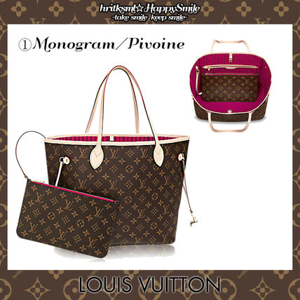 Louis Vuitton マザーズバッグ 完売必至!ルイヴィトン 7色 NEVERFULL MM トート☆関税込☆(2)