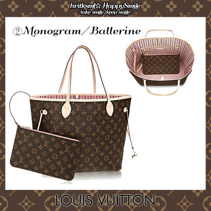 Louis Vuitton マザーズバッグ 完売必至!ルイヴィトン 7色 NEVERFULL MM トート☆関税込☆(3)
