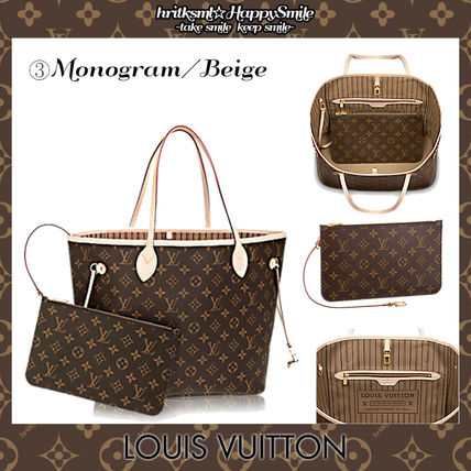 Louis Vuitton マザーズバッグ 完売必至!ルイヴィトン 7色 NEVERFULL MM トート☆関税込☆(4)
