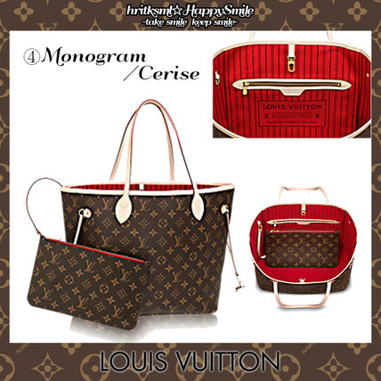 Louis Vuitton マザーズバッグ 完売必至!ルイヴィトン 7色 NEVERFULL MM トート☆関税込☆(5)