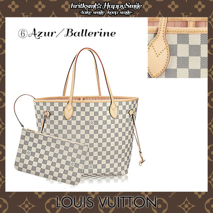 Louis Vuitton マザーズバッグ 完売必至!ルイヴィトン 7色 NEVERFULL MM トート☆関税込☆(7)