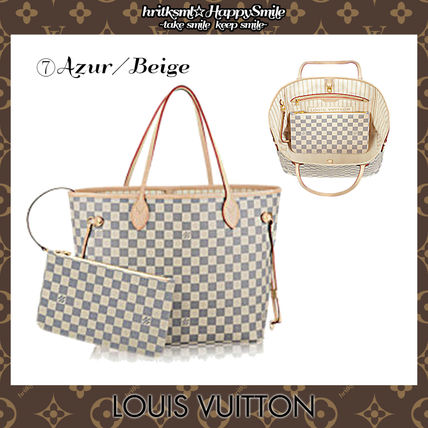 Louis Vuitton マザーズバッグ 完売必至!ルイヴィトン 7色 NEVERFULL MM トート☆関税込☆(8)