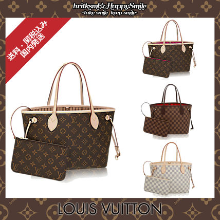 Louis Vuitton マザーズバッグ 完売必至!ルイヴィトン 4色 NEVERFULL PM トート☆関税込☆