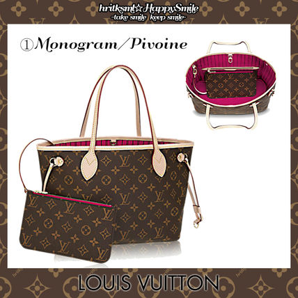 Louis Vuitton マザーズバッグ 完売必至!ルイヴィトン 4色 NEVERFULL PM トート☆関税込☆(2)