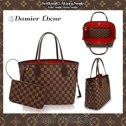 Louis Vuitton マザーズバッグ 完売必至!ルイヴィトン 4色 NEVERFULL PM トート☆関税込☆(4)