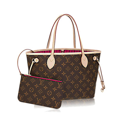 Louis Vuitton マザーズバッグ 完売必至!ルイヴィトン 4色 NEVERFULL PM トート☆関税込☆(6)