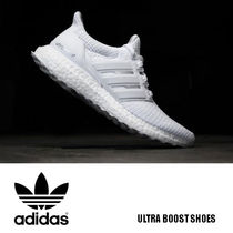 ADIDAS ULTRA BOOST SHOES ALL WHITE ホワイト