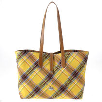 Vivienne Westwood 7080V TOULON GIALLO トートバッグ