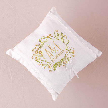 "日本未入荷☆TheKnot☆NaturalCharm ""Simply Sweet"" Ring Pillow"