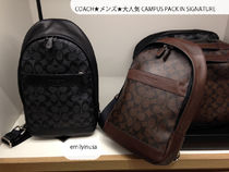 COACH★メンズ★大人気 CAMPUS PACK IN SIGNATURE F72043