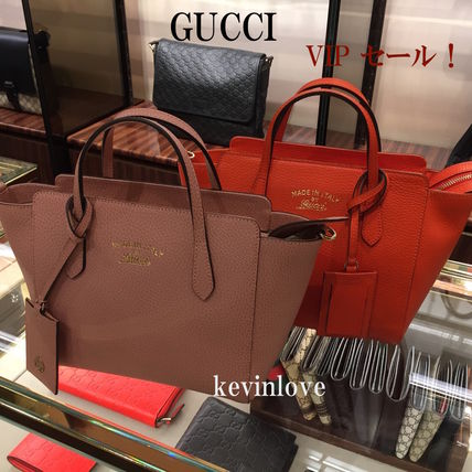 VIP sale GUCCI swing mini leather top handle bag