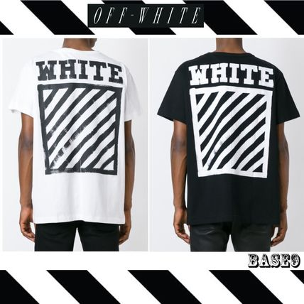 2016AW新作OFF-WHITE☆BRUSHED TEE【関税送料込み】