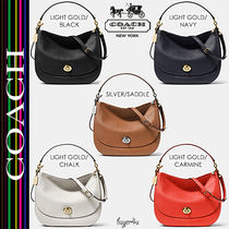 COACH★ホーボーバッグ☆TURNLOCK HOBO IN PEBBLE LEATHER 36762