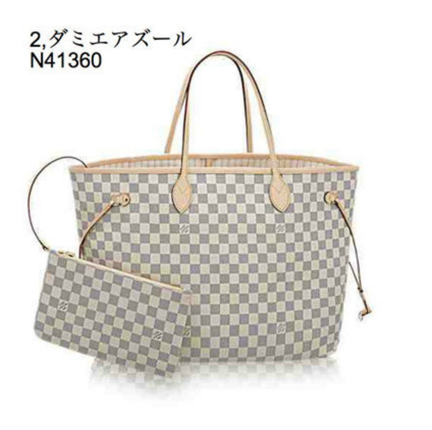 新作 関税送料込 Louis Vuitton Neverfull GM N41357/N41360