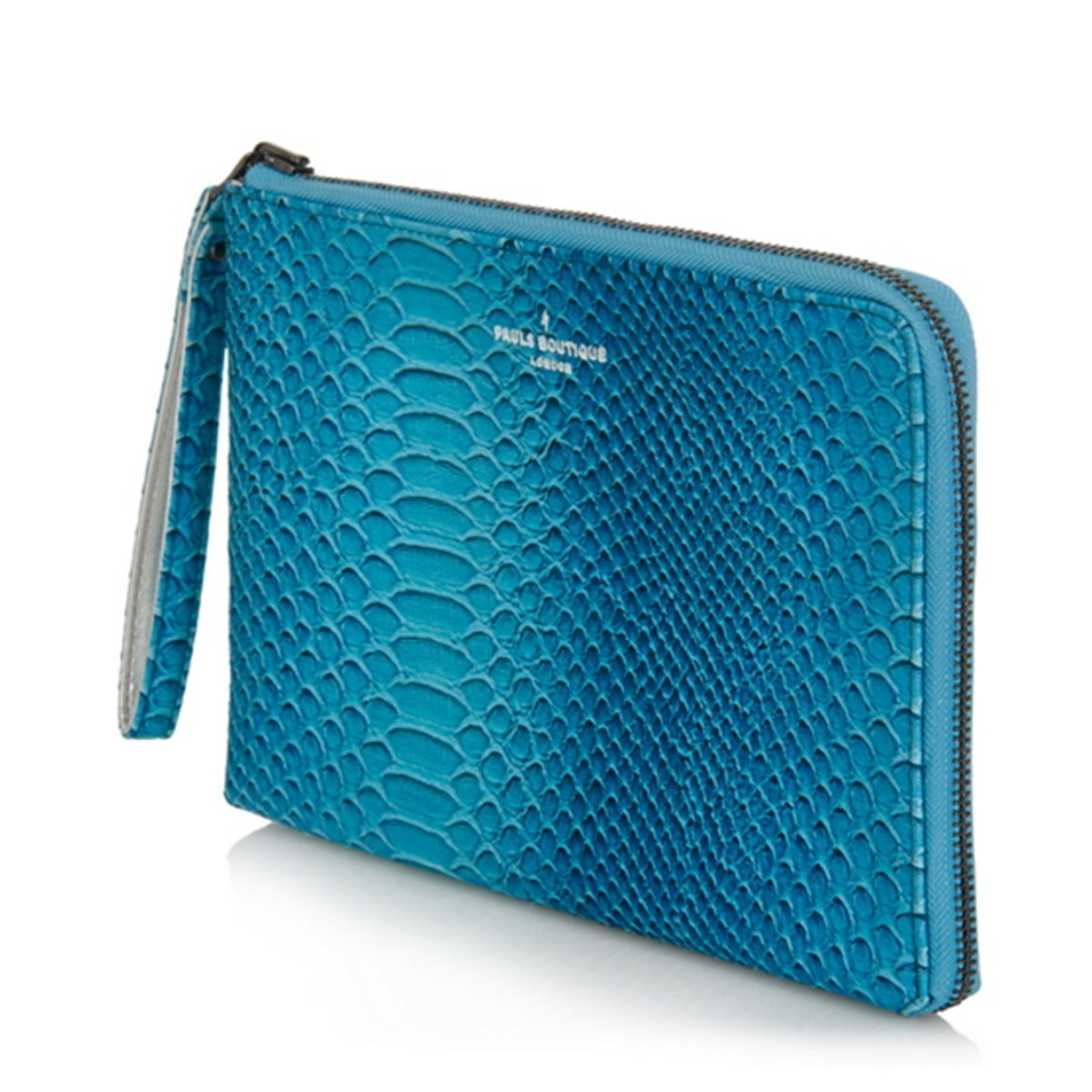 【PAULS BOUTIQUE】16新作★クラッチバッグ★MINI FLEUR TEAL