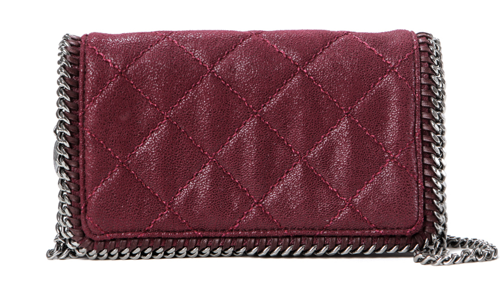 【関税負担】 STELLA MCCARTNEY CLUTCH/SHOULDER/QUILTED
