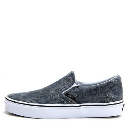 (バンズ) VANS U CLASSIC SLIP-ON ACID DENIM VN-0003Z4IMX