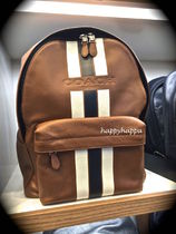 【Coach】背面ムレ防止Charles backpack/F72237☆DSaddle