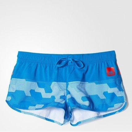 (アディダス) ADIDAS Women's Swim NGA CB Shorts AJ7925